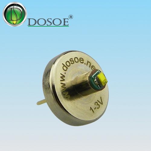2 AA and 2 AAA Mini Mag-lite flashlight bulb  1V-3V / 0.5W / Bi-pin