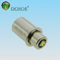 Small Cover LED bulb for Maglite