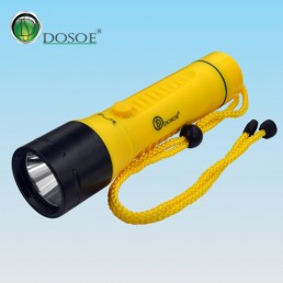 LED diving flashlight 60 Meters