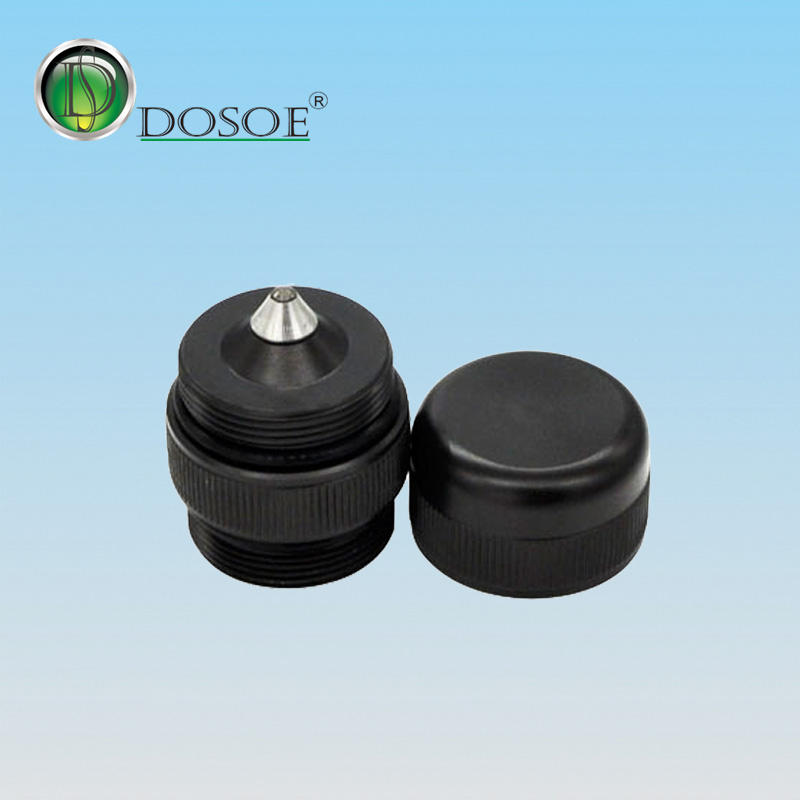 Tail cap glass breakers for C cell Maglite torch